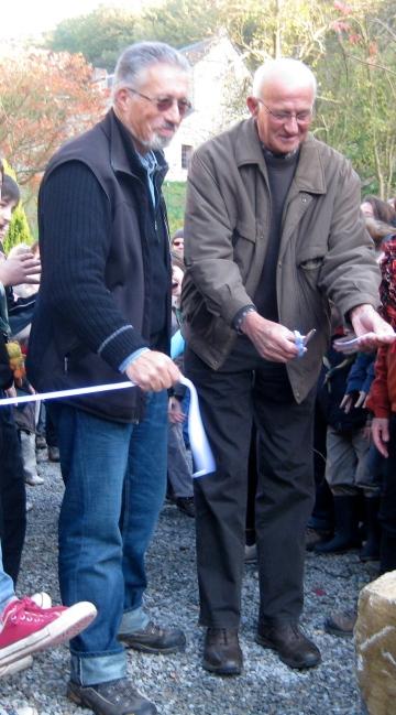 Godinne, novembre 2011