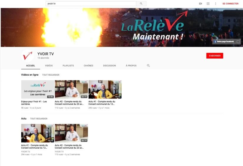 YVOIR_TV_-_YouTube